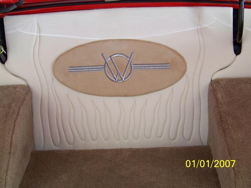 Complete Custom Interior 41 Willys
